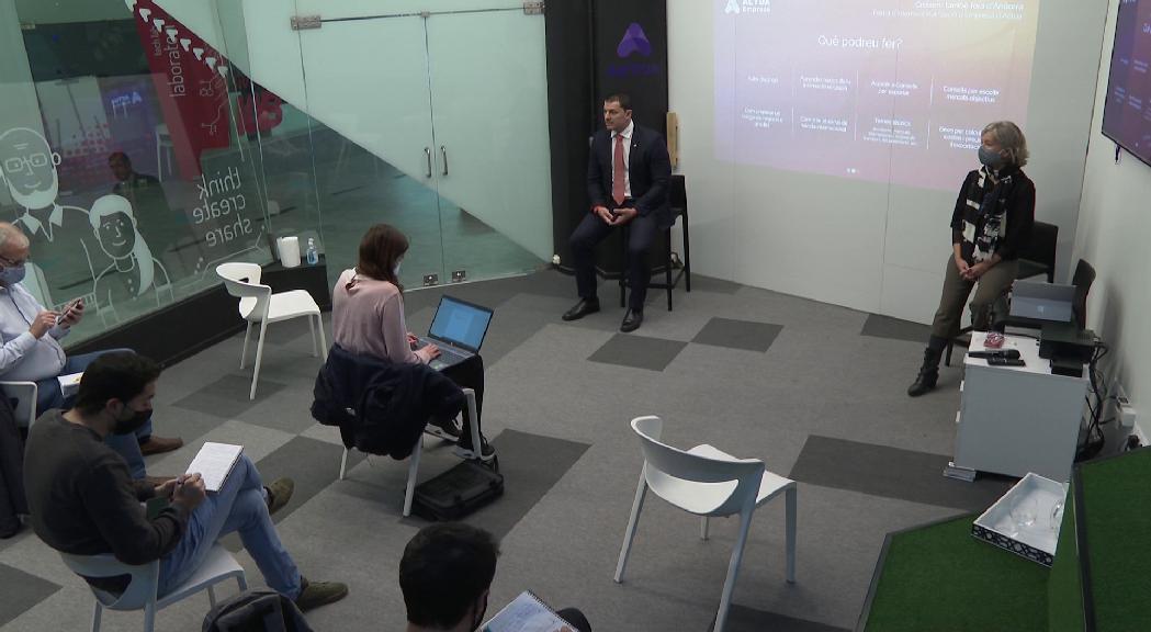 Actua Empresa impulsa el fòrum Andorra Business Market per connectar empresaris i emprenedors amb grans inversors