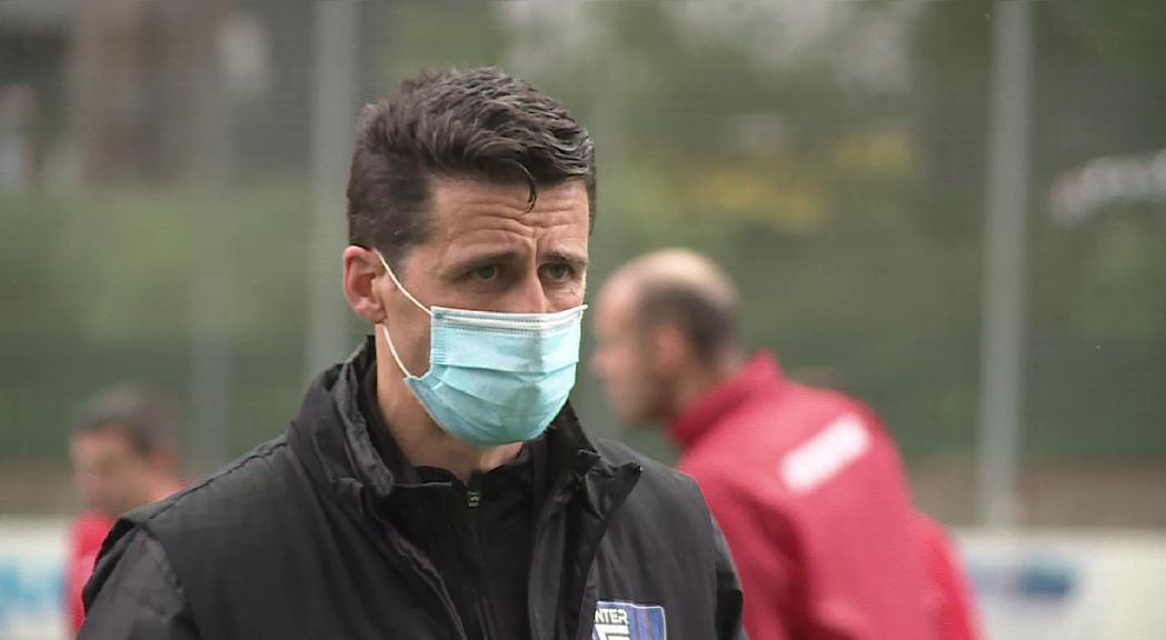 Adolfo Baines no segueix com a entrenador de l'Inter d'Escaldes