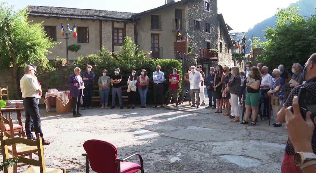 Àgora presenta nou número amb una xerrada per donar a conèixer la Casa Ramonguem d'Ordino