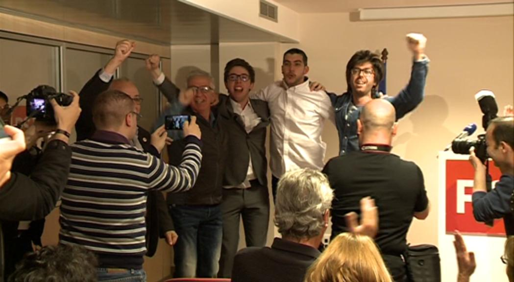 Així es va viure la pugna electoral a Andorra la Vella i Escaldes-Engordany, les parròquies decisives