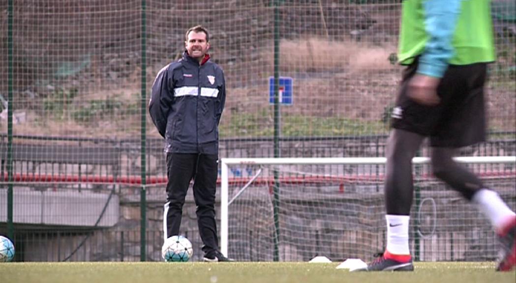 Albert Jorquera, nou entrenador del VallBanc Santa Coloma