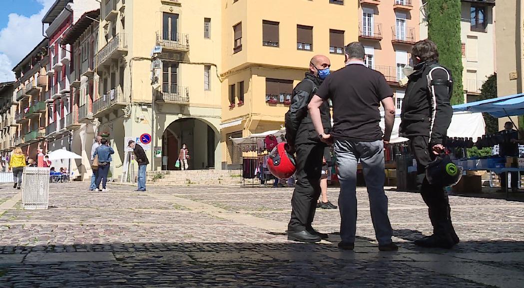 L'alcalde de la Seu d'Urgell destaca la bona col·laboració amb Andorra durant la pandèmia del coronavirus