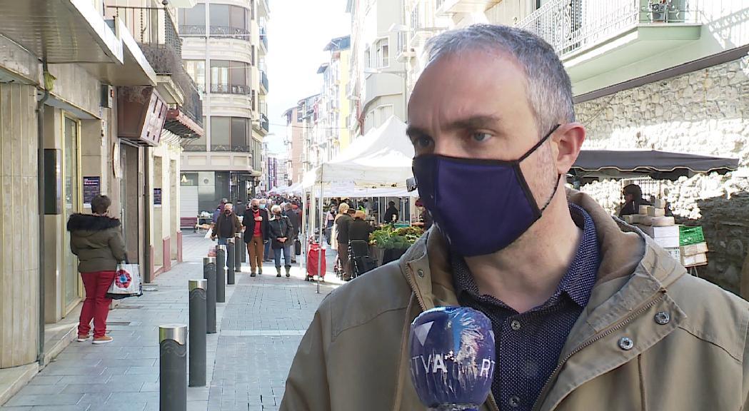 L'alcalde de la Seu d'Urgell fixa l'estiu com a data per reprendre les negociacions per al conveni sanitari entre Andorra i l'Alt Urgell