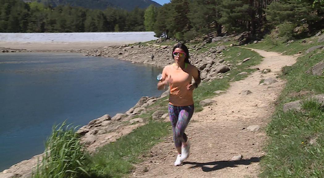 Alejandra López prepara el Mundial d'Ironman 70.3 amb noves dates i sense perdre la il·lusió