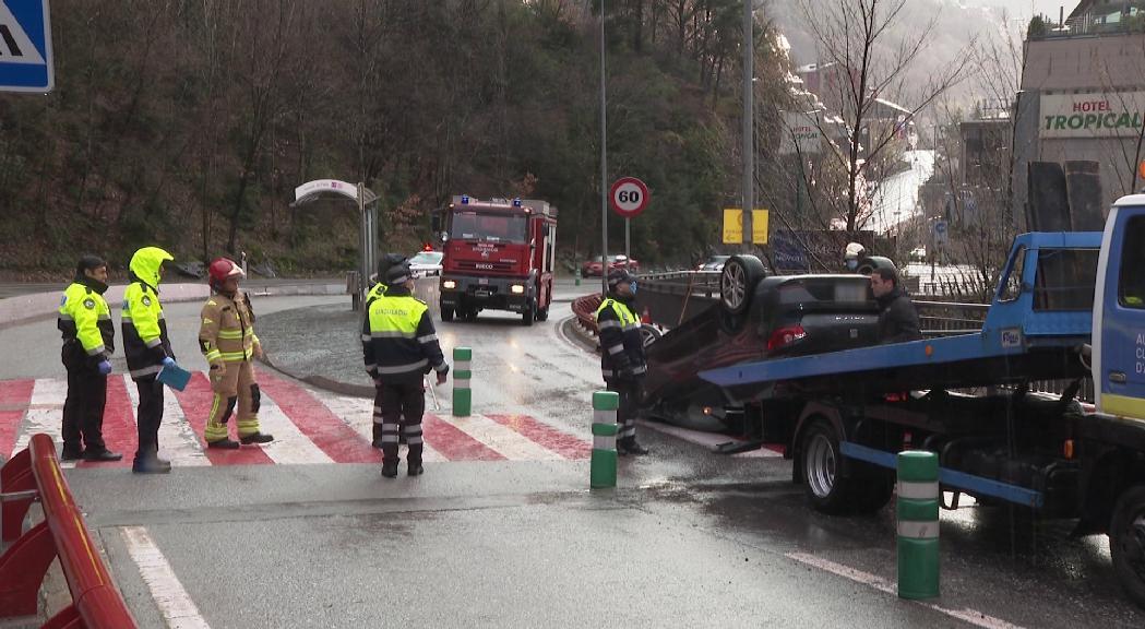 Alerta per l'efecte quarantena, una relaxació en la conducció per la disminució del trànsit