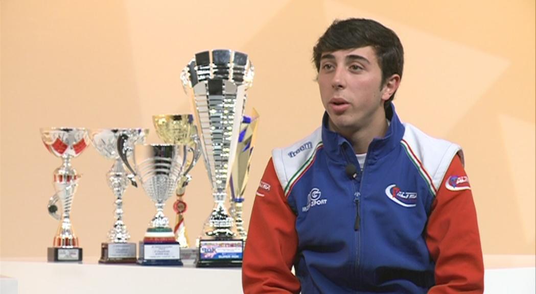 Àlex Machado continua abonat a la victòria amb el campionat del món de karts