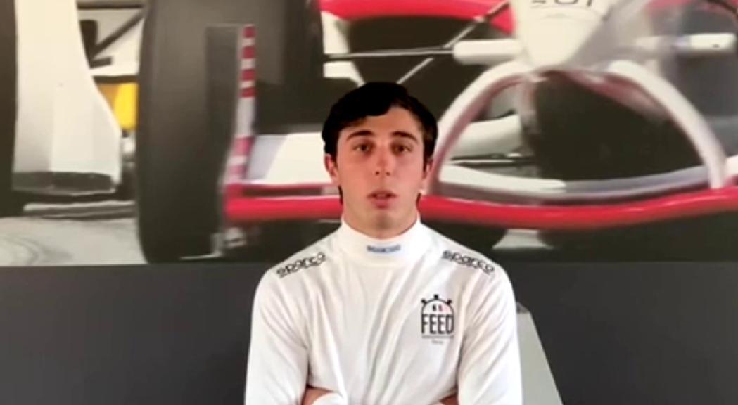Àlex Machado supera els quarts de final i està més a prop del somni de la Fórmula 4