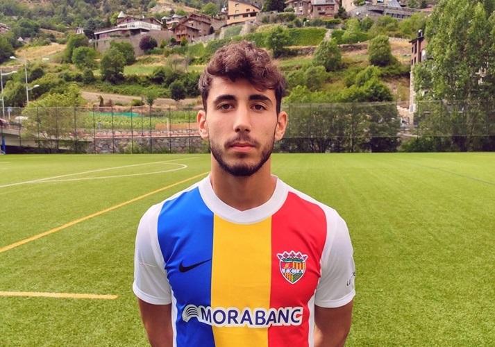 El FC Andorra ha anunciat la incorporació d'Àle