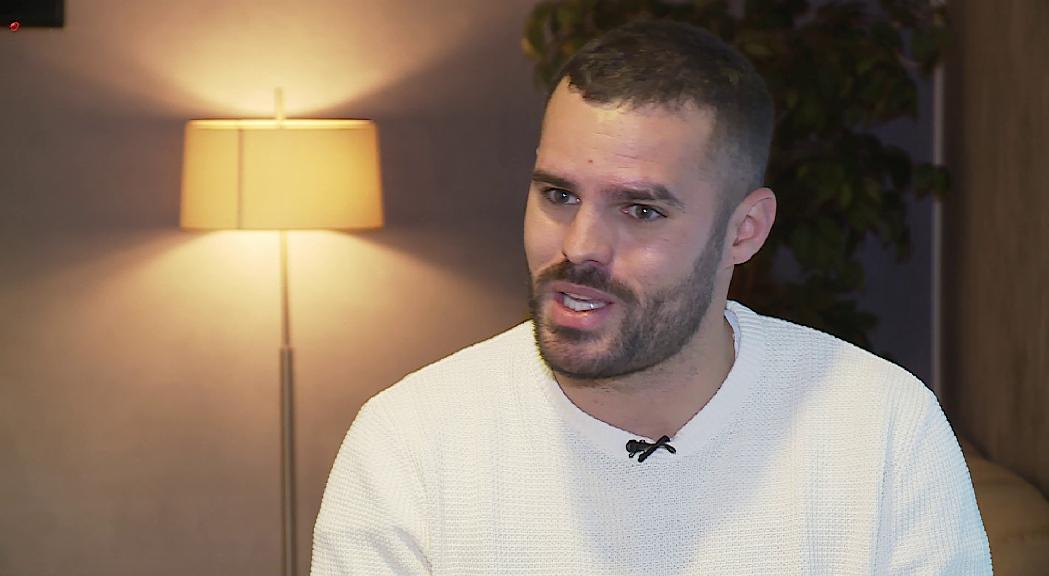 Àlex Roca, la història d'un andorrà dirigint una acadèmia del Barça a Jordània