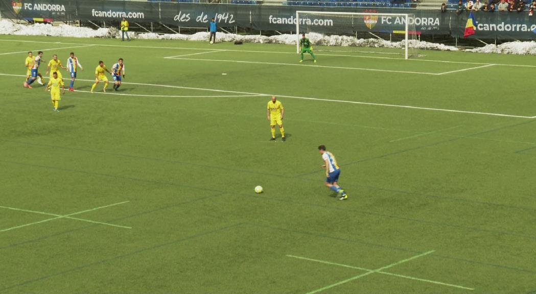 Alguns clubs de segona B plantegen la creació d'una nova divisió més professional que inclouria el FC Andorra