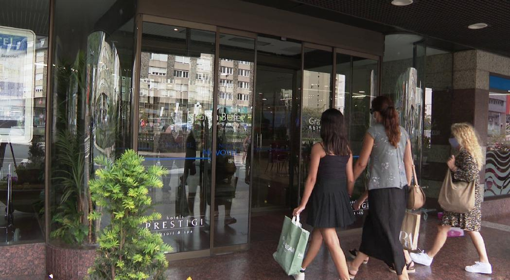 Alguns hotelers es plantegen un nou tancament preveient una tardor complicada