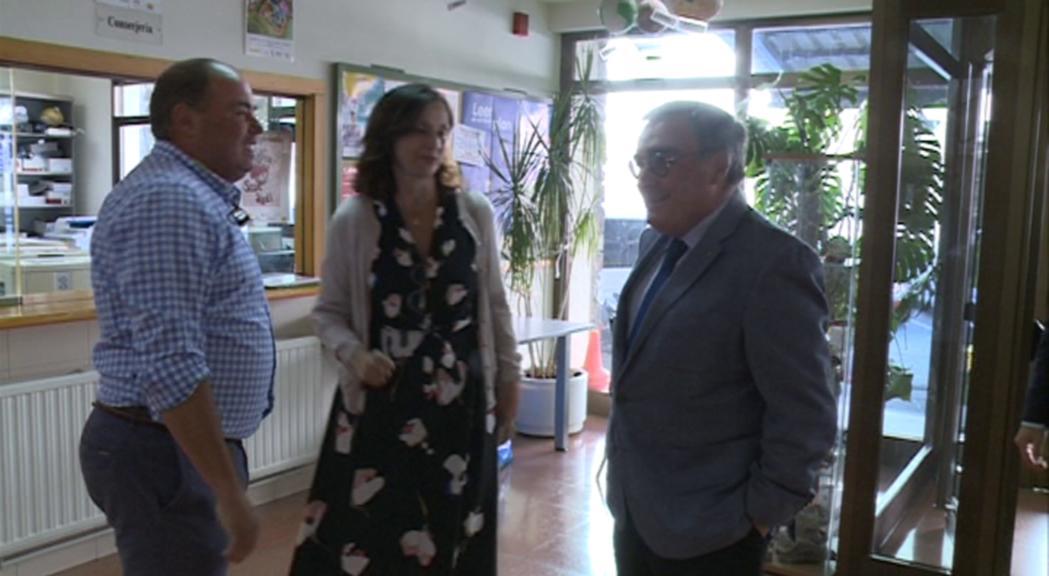 Els alumnes de 1r d'ESO de l'institut espanyol de la Margineda estrenen un curs marcat pels 50 anys del centre