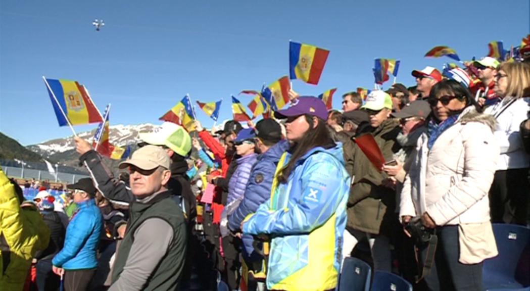 L'ambaixada d'Espanya vol que Andorra participi en la candidatura catalana dels Jocs d'Hivern