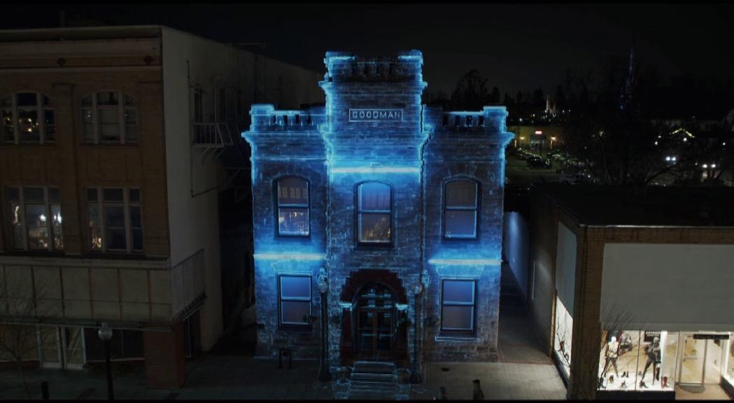 L'ambaixada de França i el festival Ull Nu col·laboren amb dos videomappings en el marc de la Saison Culturelle
