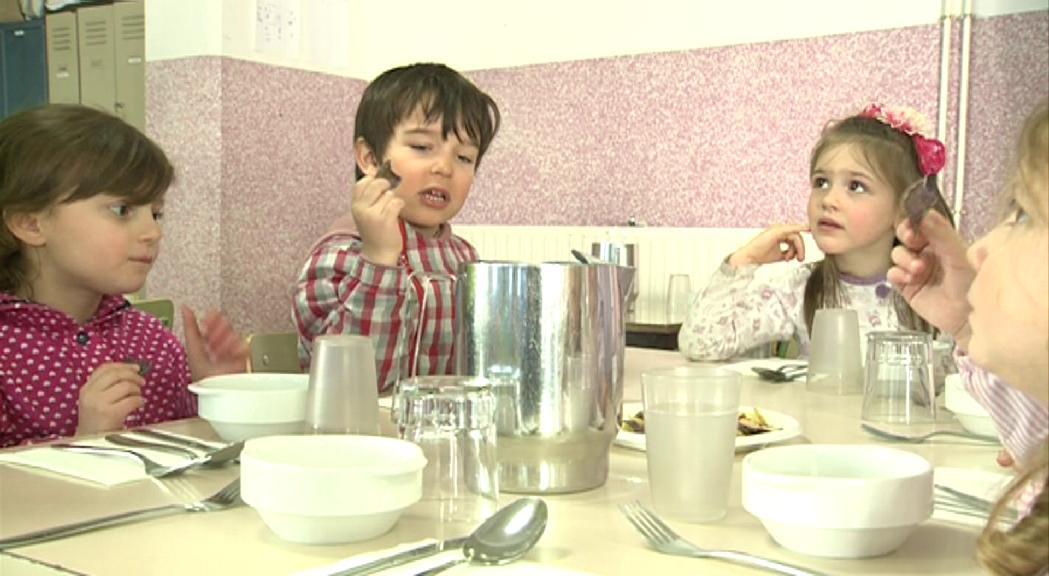 Les AMPA confirmaran entre aquest dilluns i dimarts si reobre el menjador escolar
