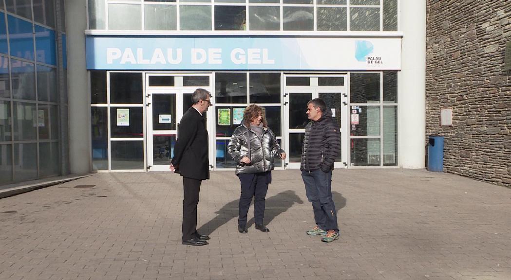 Ampliar l'oferta al Palau de Gel i activitats a la plataforma de Soldeu, propostes a Canillo