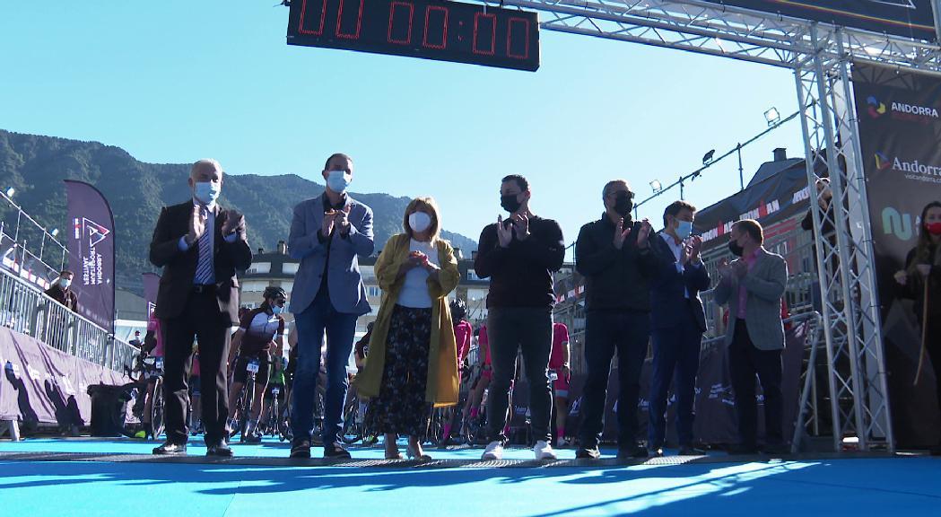 """L'Andorra 21 Ports obre el Multisport Festival d'estiu: """"El repte aquest any era poder fer-ho"""""""
