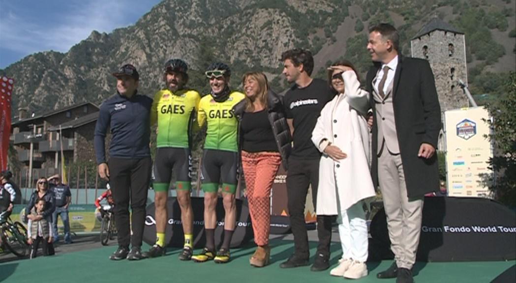 L'Andorra Bike Race comença a rodar amb 151 participants