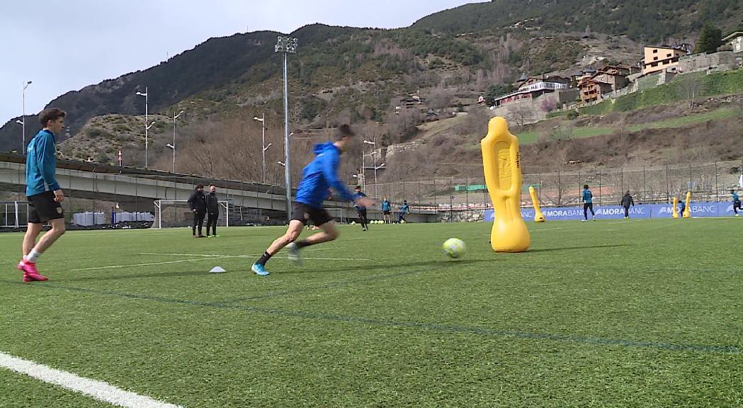 L'Andorra busca tornar al camí de la victòria nou jornades després