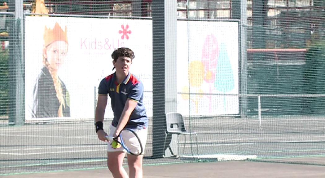 Andorra disputarà al juny la Copa Davis 2020 a Macedònia del Nord