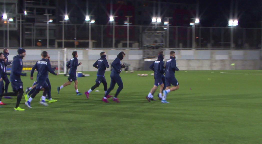 Andorra s'enfrontarà a les illes Fèroe, Letònia i Malta a la lliga de les Nacions