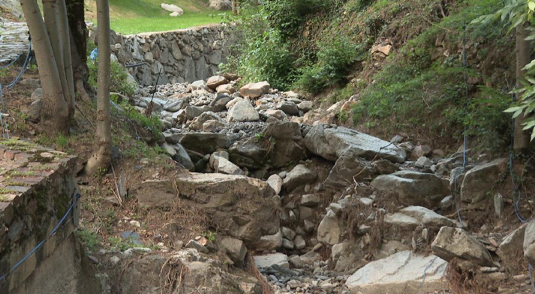 Andorra, Espanya i França elaboren un estudi sobre el moviment sísmic al Pirineu que podria estar acabat al novembre