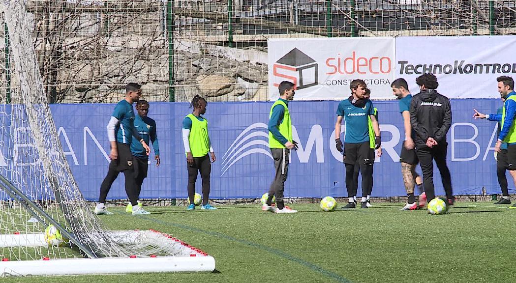 L'Andorra estarà almenys dues setmanes sense jugar pel coronavirus