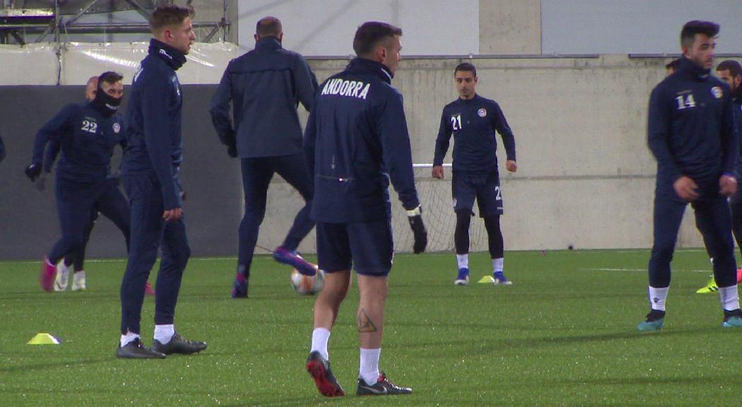 Andorra s'estrenarà a la lliga de les Nacions el 3 de setembre a Letònia