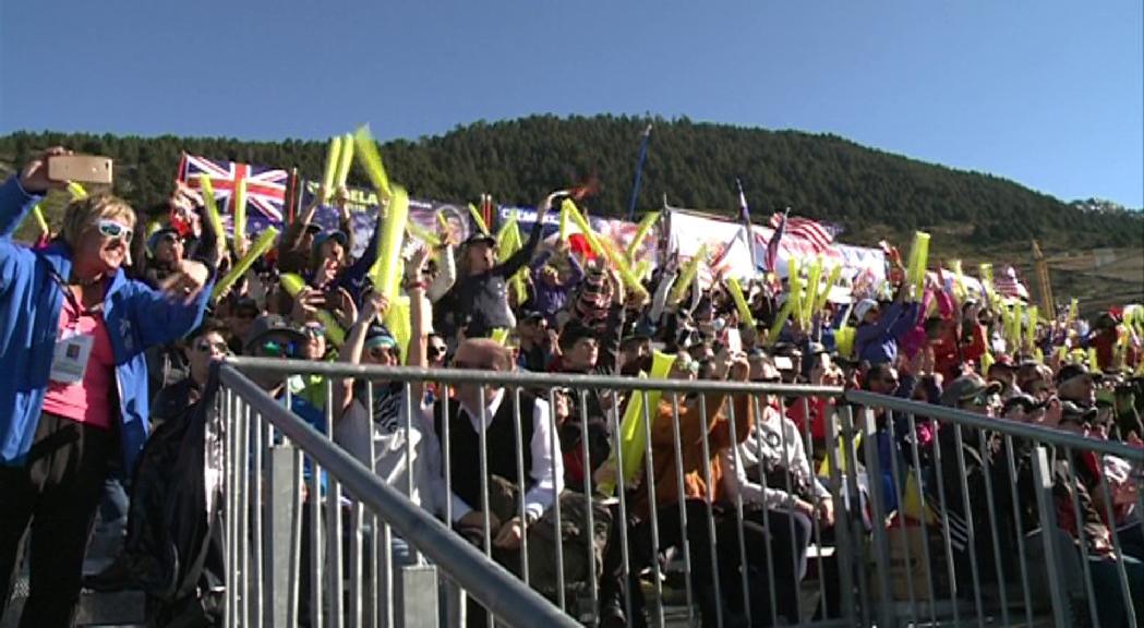 Andorra, la FAE i Grandvalira volen seguir creixent pensant en el Mundial del 2027