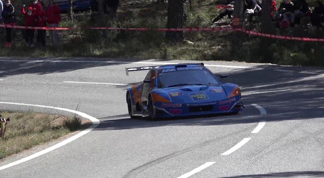 Andorra a un FIA Masters de Muntanya