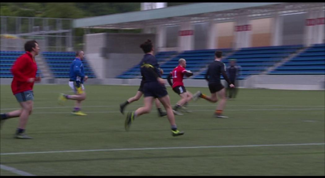 Andorra formarà part del circuit europeu de rugbi de 7
