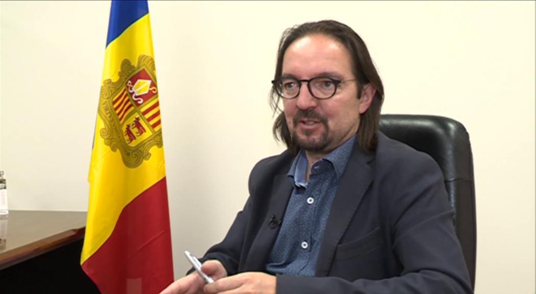 Andorra ha demanat una excepció que ja preveu la UE per mantenir el monopoli de FEDA