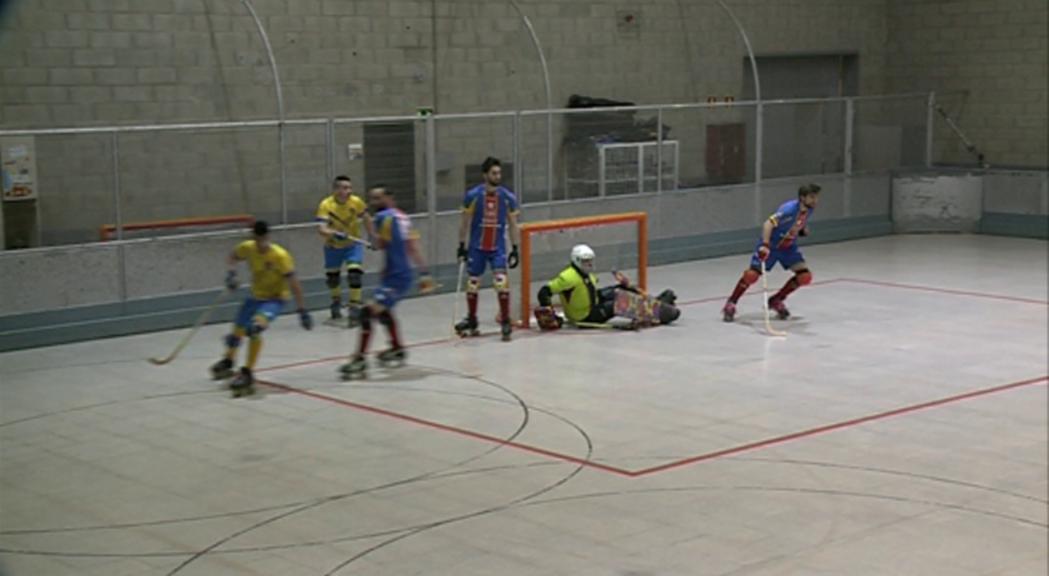 L'Andorra HC s'imposa al Vila-seca i suma la cinquena victòria consecutiva