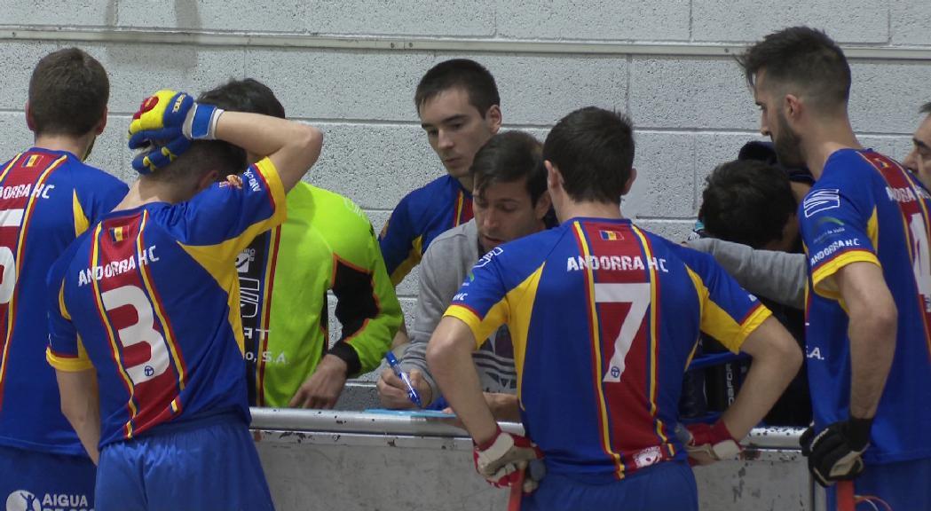L'Andorra HC vol sortir del pou davant un rival directe