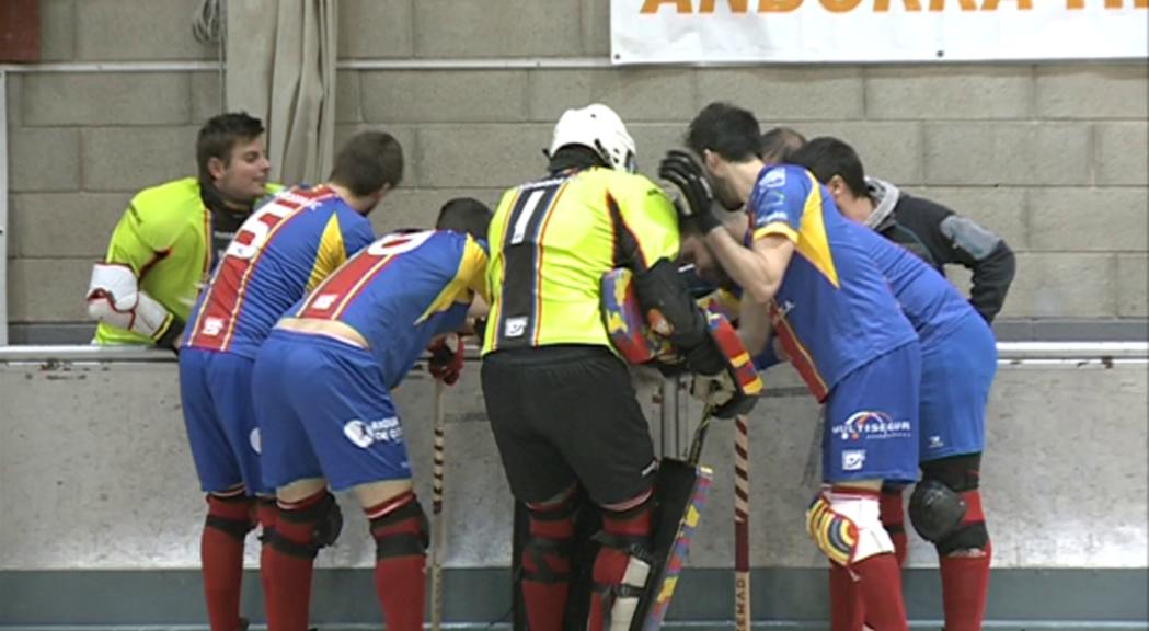 L'Andorra Hoquei Club acaba la lliga setè