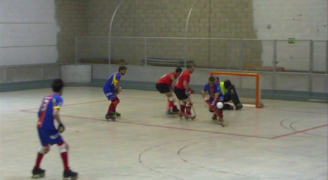 L'Andorra Hoquei Club afronta un partit clau per redreçar