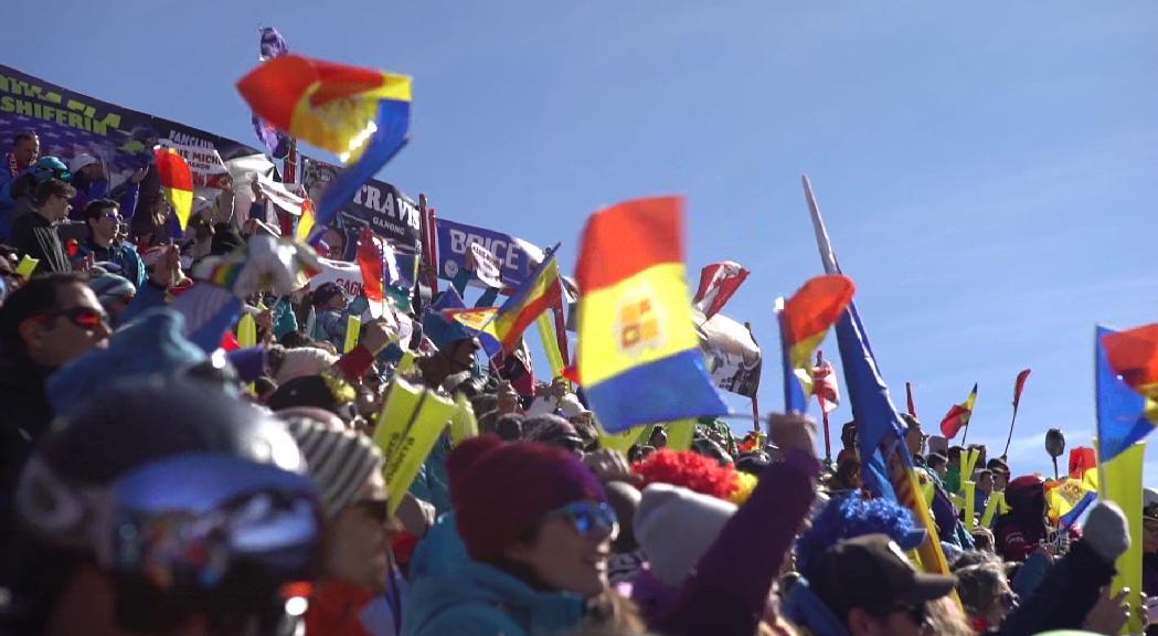 Andorra ja coneix les tres rivals per organitzar el Mundial d'esquí alpí del 2027