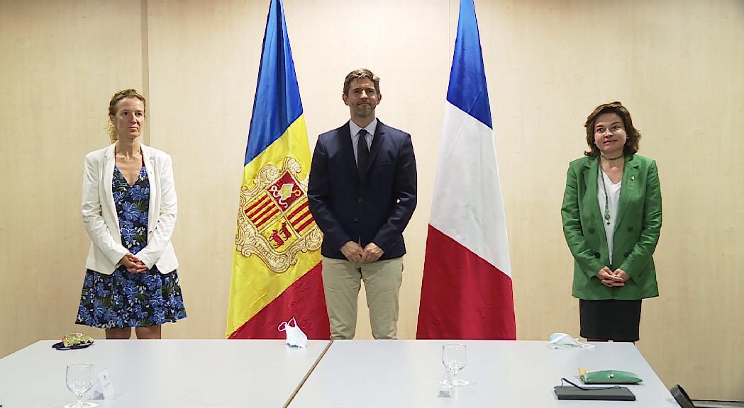 Andorra i Occitània impulsaran projectes de cooperació en turisme i medi ambient