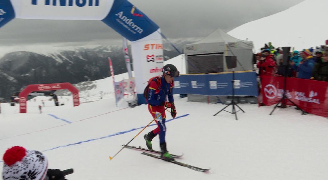 Andorra organitzarà el Mundial d'esquí de muntanya amb un format reduït
