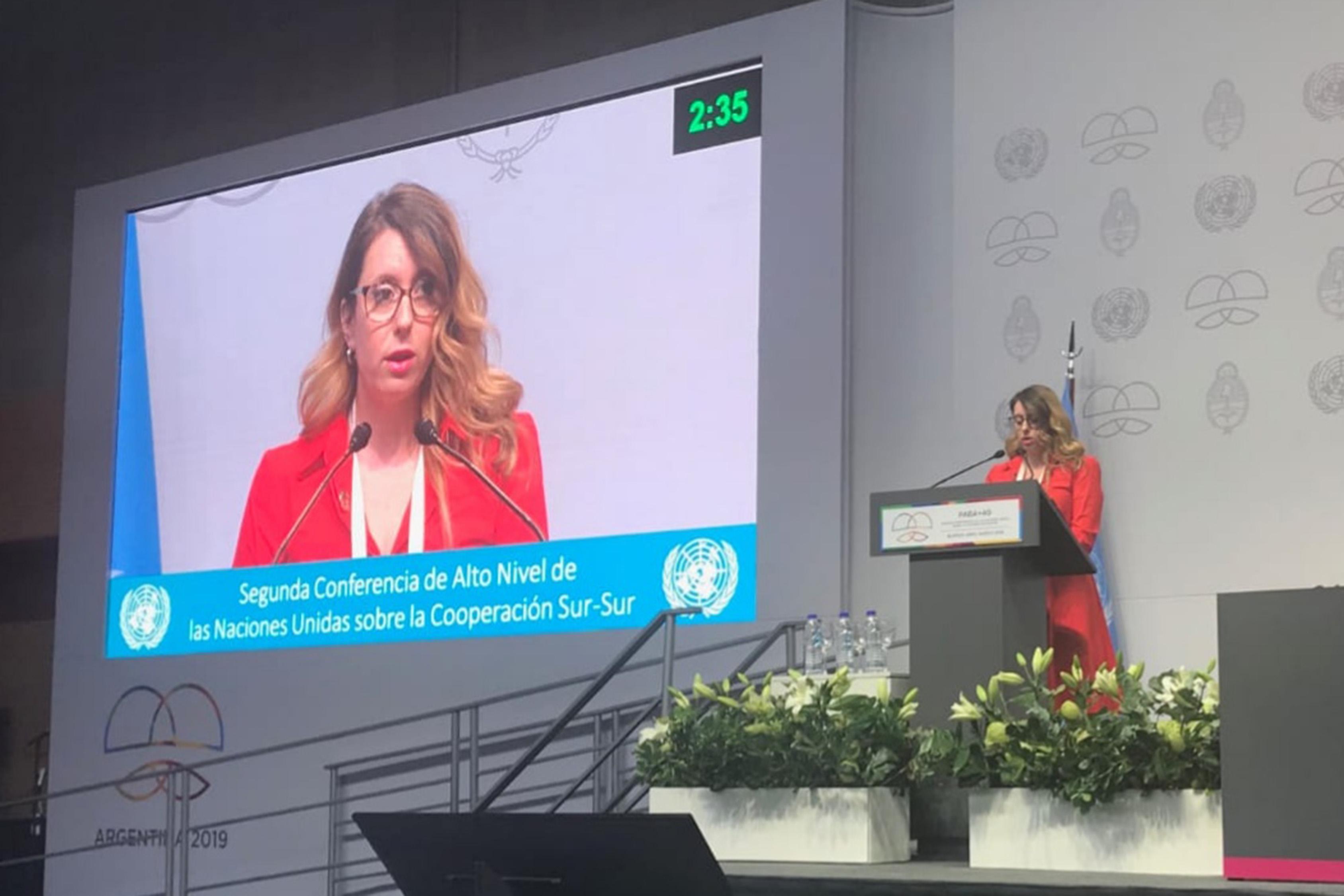 Andorra participa en la 2a Conferència de les Nacions Unides sobre la cooperació dels països del sud