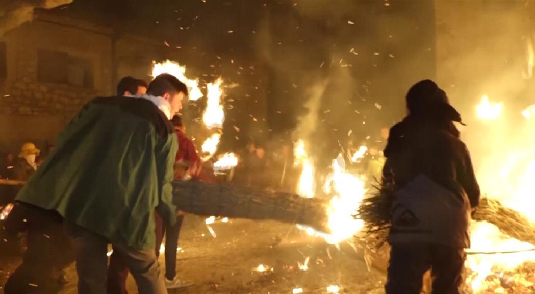 Andorra participa  en una trobada fallaire per reivindicar la tradició