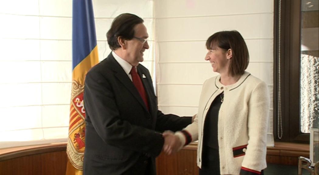 Andorra participarà en el CLAD, una institució llatinoamericana de reforma de l'administració