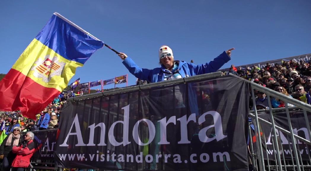 Andorra presentarà candidatura per organitzar el Mundial d'esquí alpí del 2027
