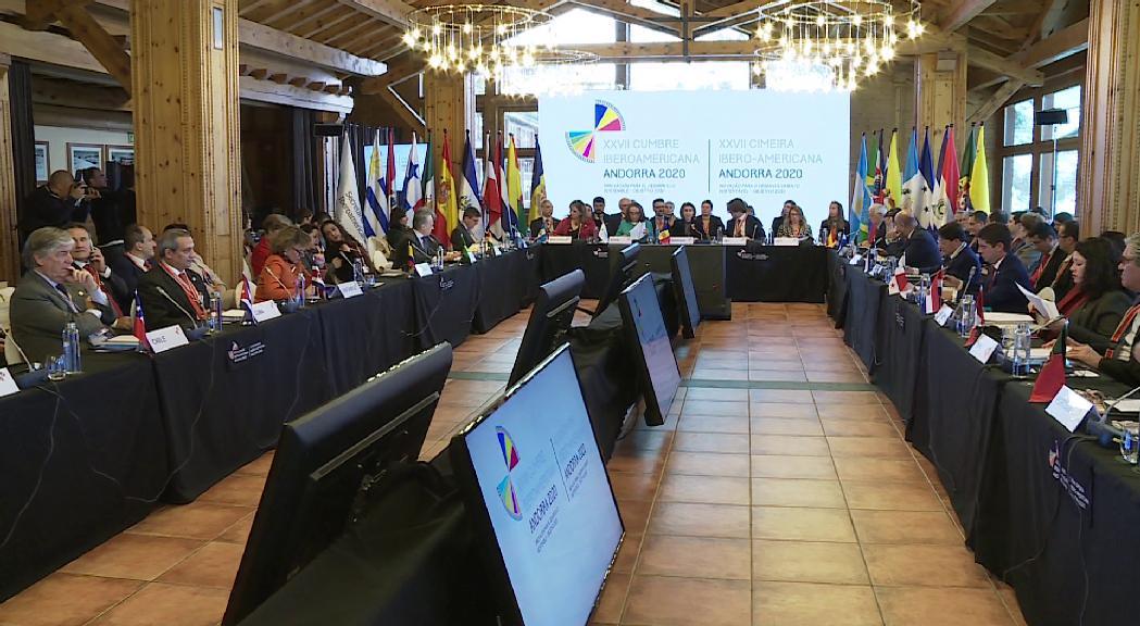 Andorra proposa que la Cimera Iberoamericana se celebri presencialment el 2021