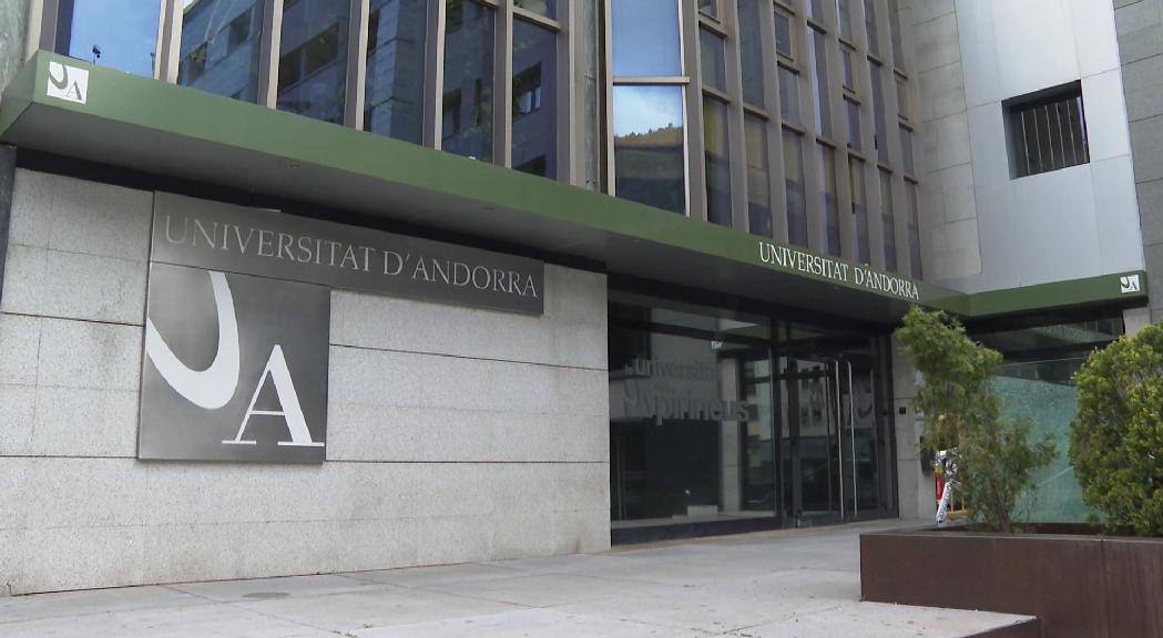 La Universitat d'Andorra posa en marxa un projecte de suport