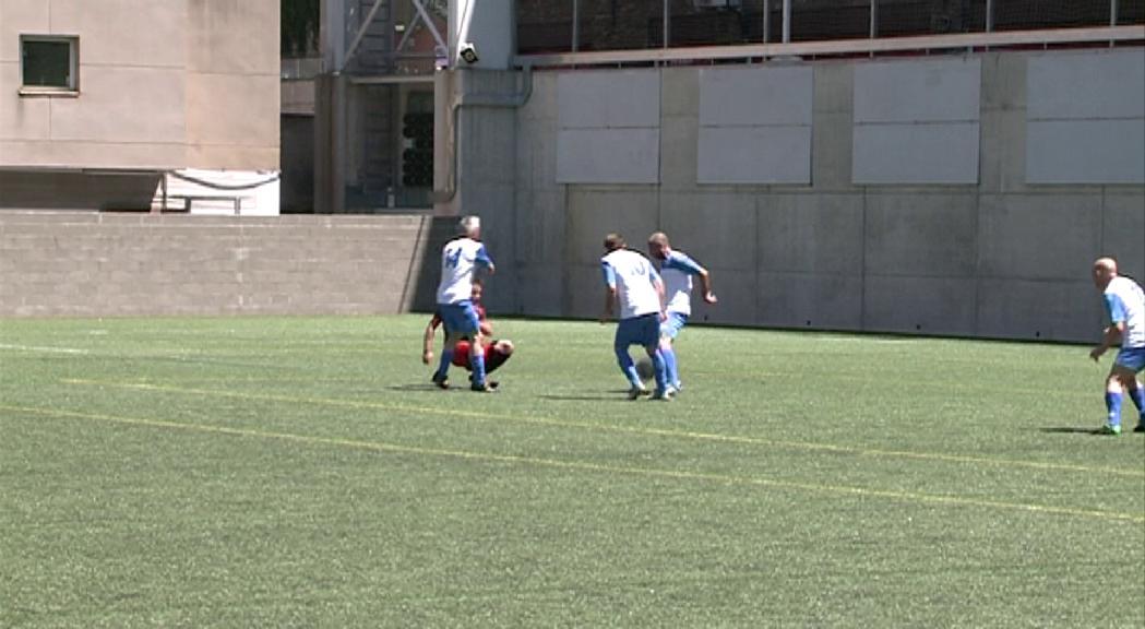 L'Andorra Sènior Cup s'ajorna al 5 i 6 de setembre