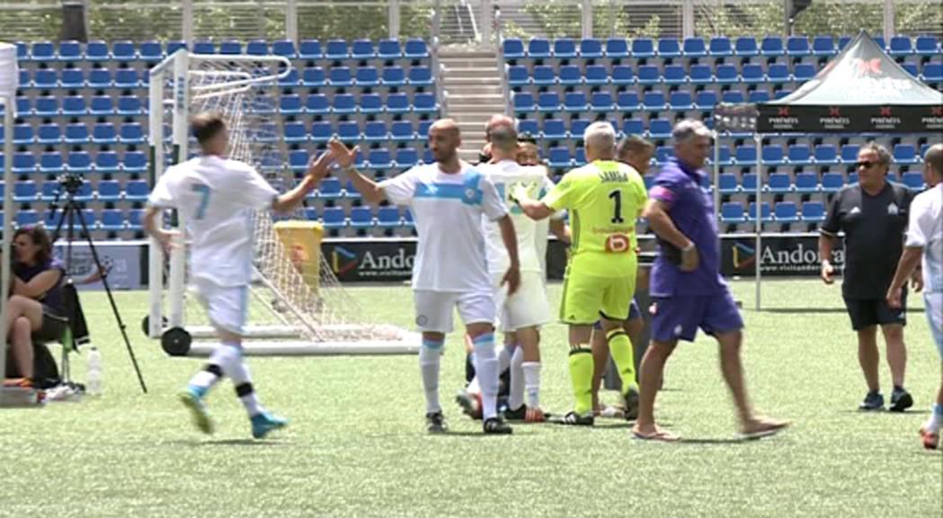 L'Andorra Senior Cup arriba a la desena edició amb rècord d'equips