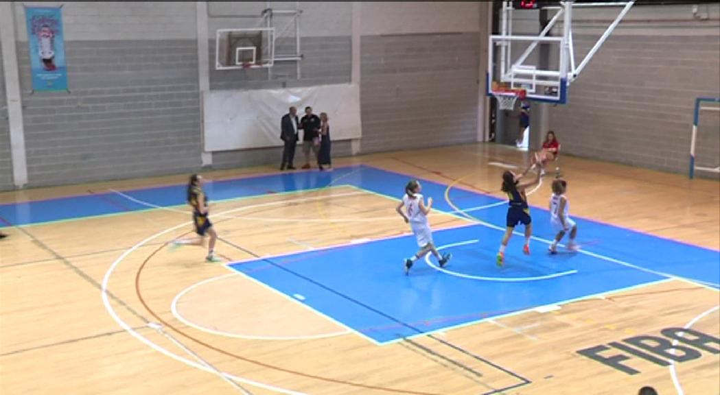 Andorra serà la seu de l'Europeu sub-18 femení de bàsquet l'estiu del 2020