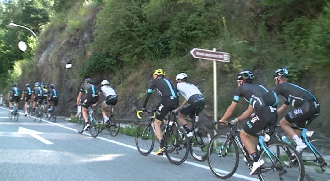 Andorra servirà de pretemporada per a equips de primer nivell de ciclisme
