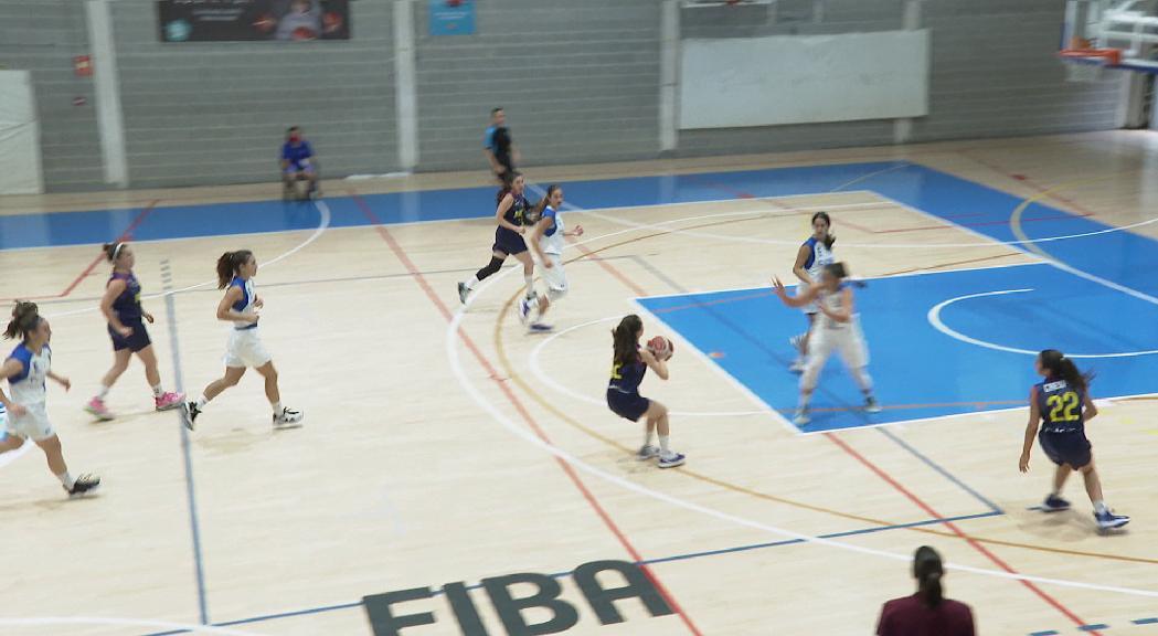Andorra sub-18 femenina perd en l'estrena de l'Europeu C contra Xipre